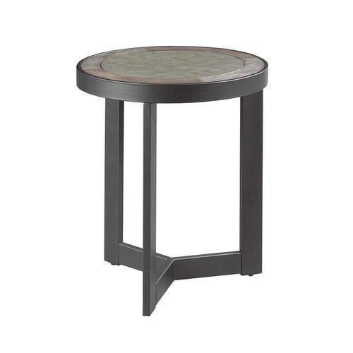Graystone Round End Table