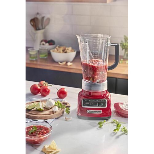 KitchenAid - 5-Speed Diamond Blender Empire Red