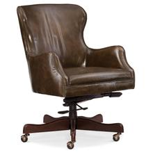 See Details - Home Office Caleb Executive Swivel Tilt Chair