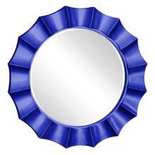 View Product - Corona Mirror - Glossy Royal Blue