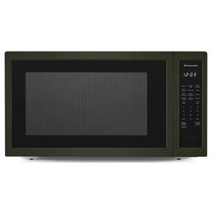 """24"""" Countertop Microwave Oven with PrintShield™ Finish - 1200 Watt - Black Stainless Product Image"""