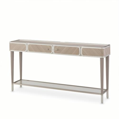 Console Table Silver Mist