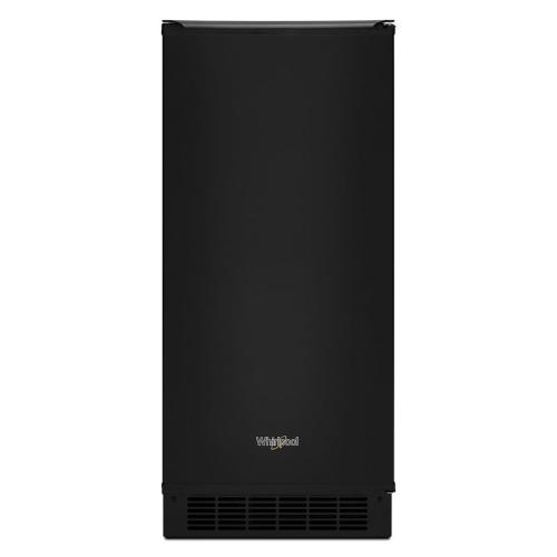 Whirlpool - 15-inch Icemaker with Clear Ice Technology