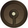 Newport Brass - Weathered Brass Air Activated Disposer Switch without power adapter and PVd tubing