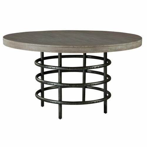 2-4521 Sedona Round Dining Table