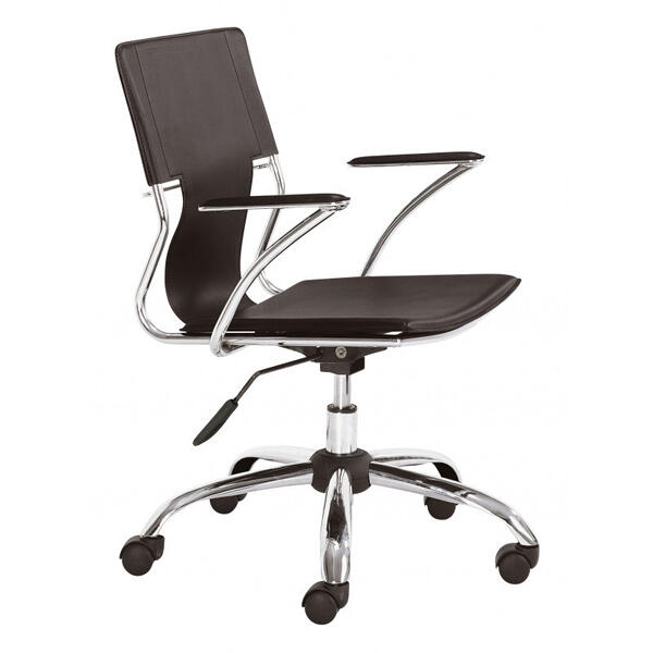 See Details - Trafico Office Chair Espresso