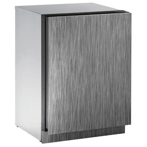 "24"" Refrigerator With Integrated Solid Finish and Field Reversible Door Swing (115 V/60 Hz Volts /60 Hz Hz)"