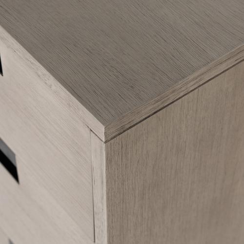 Carly 6 Drawer Dresser-grey Wash