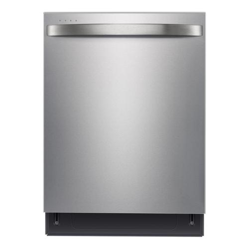 45 dBA Dishwasher with Extended Dry in Stainless Steel