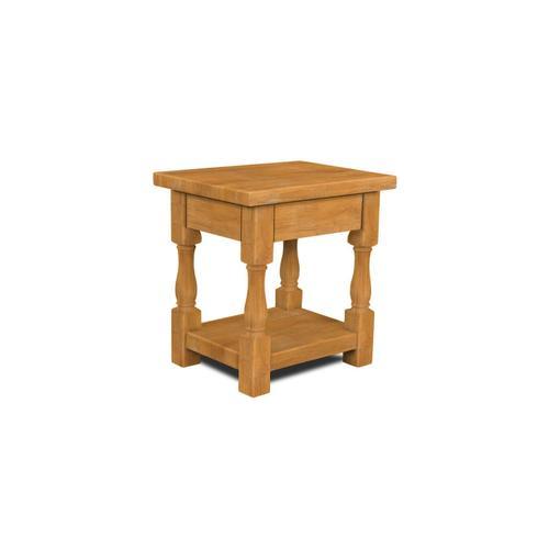 John Thomas Furniture - Tuscan End Table