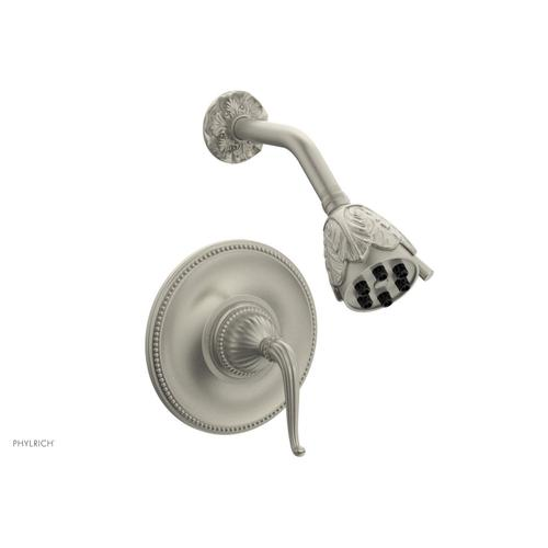 GEORGIAN & BARCELONA Pressure Balance Shower Set - Lever Handle PB3141 - Burnished Nickel
