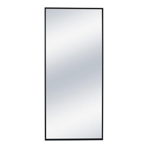 Squire Mirror Black