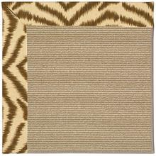 Creative Concepts-Sisal Couture King Chestnut Machine Tufted Rugs