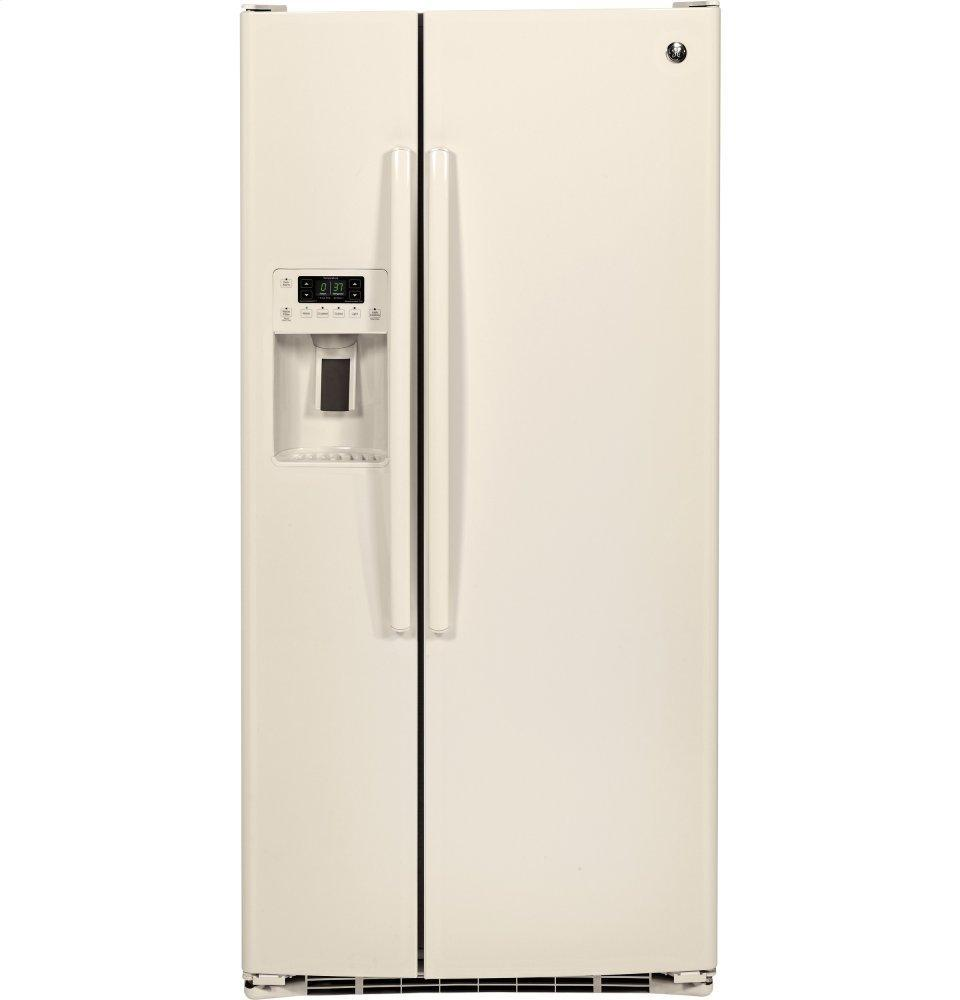 GEEnergy Star® 23.2 Cu. Ft. Side-By-Side Refrigerator