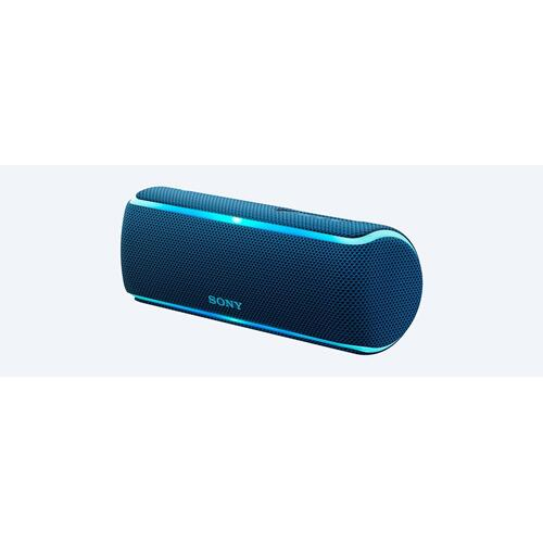 XB21 EXTRA BASS Portable BLUETOOTH® Speaker