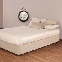 See Details - Twin Boxspring Cover Bella Sand (Cover Only)