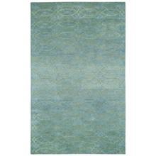 Ramblas Silver Blue Hand Tufted Rugs
