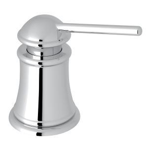 Polished Chrome Transitional Soap/Lotion Dispenser Product Image
