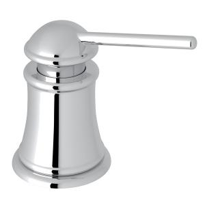 Polished Chrome Transitional Soap/Lotion Dispenser Product Image