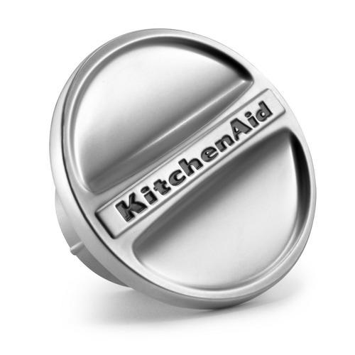 KitchenAid - Satin Chrome Attachment Hub (Fits models KSM150, KSM152, KSM154, KSM155, KSM158, KSM160) Other