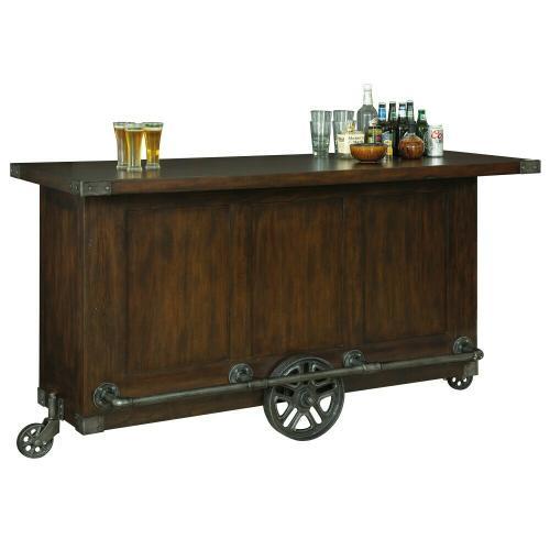 Howard Miller - 693-040 Bev Trolley Bar