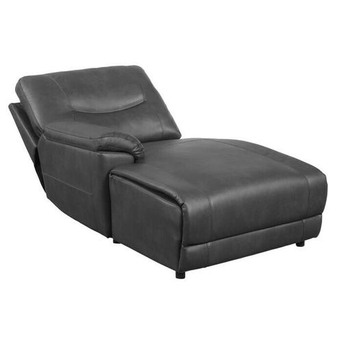 Gallery - Left Side Chaise, Push Back Recliner