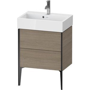 Duravit - Vanity Unit Floorstanding Compact, Oak Terra