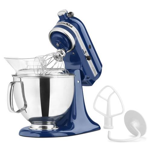 Gallery - Artisan® Series 5 Quart Tilt-Head Stand Mixer Blue Willow