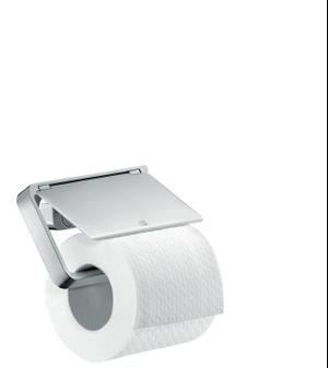 Chrome Roll holder with cover Product Image