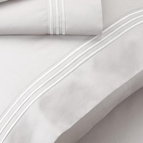 Supima® Cotton Pillowcase Set - White / Queen