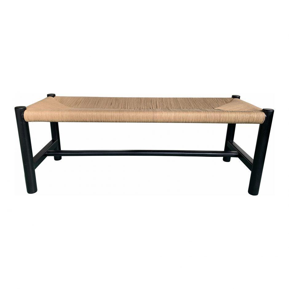 See Details - Hawthorn Bench Small Black