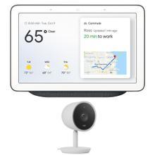 Charcoal Hub And Indoor IQ Camera