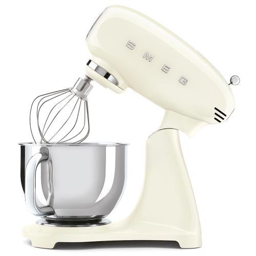 Smeg - Stand mixer Cream SMF03CRUS