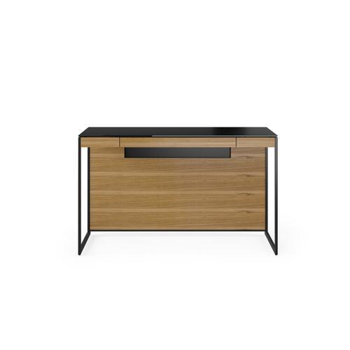 BDI Furniture - Sequel 20 6103 Compact Desk in Walnut Black