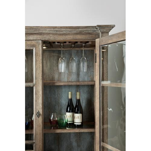Hooker Furniture - La Grange OQuinn Bar Cabinet