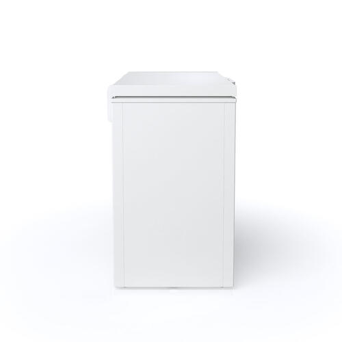 Midea - 7 Cu. Ft. Chest Freezer