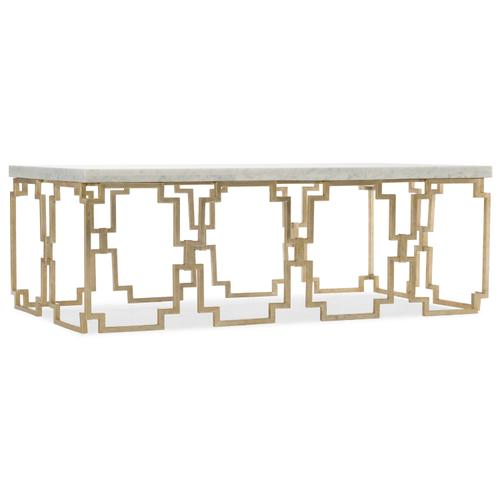 Hooker Furniture - Evermore Rectangle Cocktail Table
