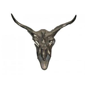 Wall Hanging Bull Skull
