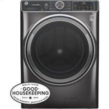 ®5.0 cu. ft. Capacity Smart Front Load ENERGY STAR® Steam Washer with SmartDispense™ UltraFresh Vent System with OdorBlock™ and Sanitize + Allergen