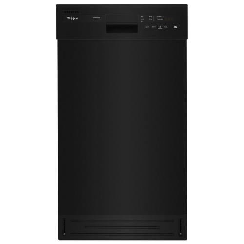 Whirlpool Canada - Small-Space Compact Dishwasher with Stainless Steel Tub