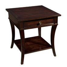 See Details - 2-3102 Central Park End Table