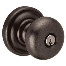 View Product - Distressed Oil-Rubbed Bronze 5205 Classic Knob