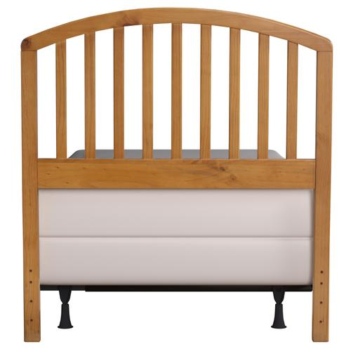 Carolina Twin Headboard, Country Pine