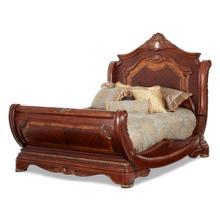 Queen King Sleigh Bed