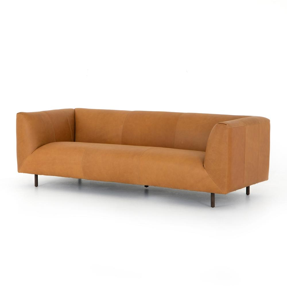 Palermo Butterscotch Cover Reagan Sofa