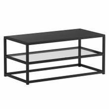 See Details - Quinn Coffee Table in Black