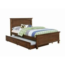 Kinsley Country Brown Trundle