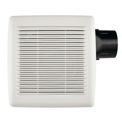 Flex Series 80 CFM Ceiling Roomside Installation Bathroom Exhaust Fan, ENERGY STAR*