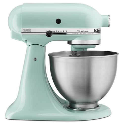 Ultra Power® Series 4.5-Quart Tilt-Head Stand Mixer Ice