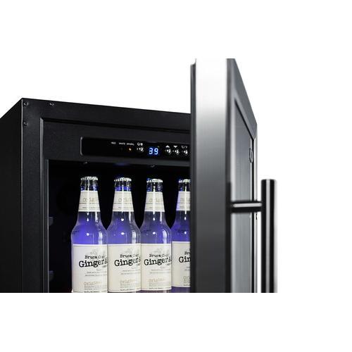 """18"""" Wide Built-in Beverage Center, ADA Compliant"""